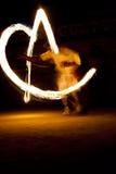 Jogue com incêndio Foto de Stock Royalty Free