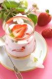 jogurt fotografia stock