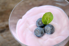 jogurt Obrazy Stock