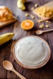 jogurt Zdjęcie Royalty Free