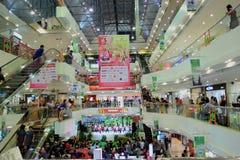 Jogyakarta department store Indonesia Royalty Free Stock Photos