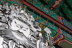 Jogyesa Temple Royalty Free Stock Images