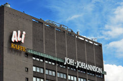 Joh Johansson office building Stock Photography