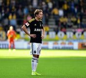 Johan Blomberg, AIK Fotografia Royalty Free