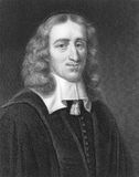 Johan de Witt. (1625-1672) on engraving from the 1800s Royalty Free Stock Image