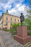 Johan the Duke statue, Pori Royalty Free Stock Photography