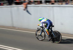 Johan Esteban Chaves, Orica GreenEDGE Royalty Free Stock Images