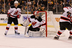 Johan Hedberg New Jersey Devils Stock Image