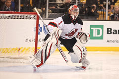 Johan Hedberg New Jersey Devils goalie Stock Photography