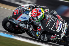 Johan Zarco, MOTOGP Brno 2015 Royalty Free Stock Photography