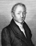 Johann Adam von Itzstein Stock Photo