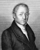 Johann Adam von Itzstein Stock Photo