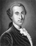 Johann Georg Ritter von Zimmermann Royalty Free Stock Photos