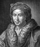 Johann Joachim Winckelmann Images libres de droits
