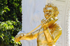 Johann Strauss Royalty Free Stock Photography