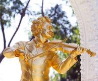 Johann Strauss Stock Image