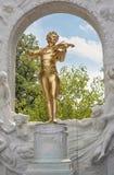 Johann Strauss royalty-vrije stock foto's