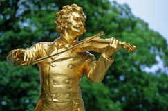 Johann strauss Royalty Free Stock Photos