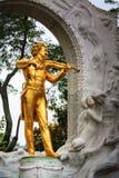Johann Strauss Royalty Free Stock Image