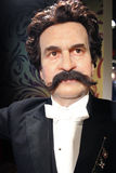Johann Strauss I (wax figure). Johann Baptist Strauß (Austrian Romantic composer famous for his waltzes) at Madame Tussauds Museum in Vienna Royalty Free Stock Photo