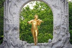 Free Johann Strauss Monument In Stadtpark Vienna Stock Photos - 183315143