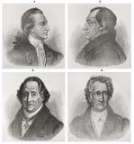 Johann Wolfgang von Goethe Stock Photo