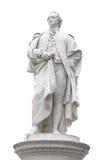 Johann- Wolfgang Von Goethestatue Lizenzfreies Stockbild