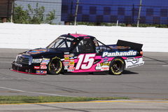 Johanna Long NASCAR Truck Series Qualifying ORP 15 Royalty Free Stock Photos