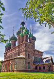 Johannes Baptist Church, Yaroslavl stockfotos
