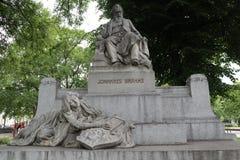 Johannes Brahms stockbild