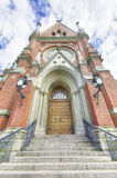 Johannes church in helsinki Stock Photos