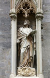 Johannes der Evangelist Stockfotografie