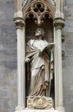 Johannes der Evangelist Stockbild
