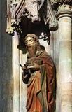 Johannes der Täufer stockfotografie