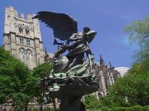 Johannes die göttliche Kathedrale Lizenzfreies Stockfoto