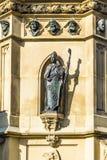 The Johannes Gutenberg monument on the southern Rossmarkt in Fra Stock Photo