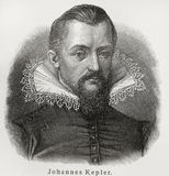 Johannes Kepler Stock Photo