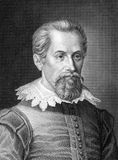 Johannes Kepler Stock Photography