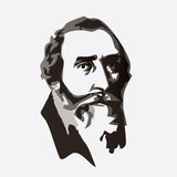 Johannes Kepler - astronomo ed astrologo Fotografie Stock Libere da Diritti