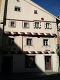 Johannes Kepler-huis, Regensburg, Duitsland royalty-vrije stock foto's