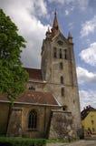 Johannes-Kirche Stockbild