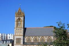 Johannes Kirche, Torquay stockfotos