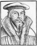 Johannes Mathesius, riformatore royalty illustrazione gratis