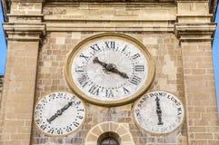 Johannes Mit-Kathedrale in Valletta, Malta Stockfotos