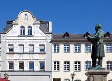 Johannes Mueller in Koblenz Royalty Free Stock Image