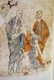Johannes und St Paul mit ihrem Martyriumgang Stockbild