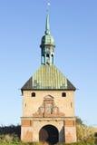 Johannesborg Schlossruine Stockfotos