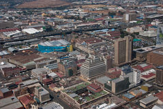 Johannesburg royalty free stock photo