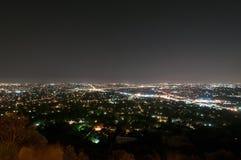 Johannesburg-Ansicht von Northcliff Ridge stockfoto