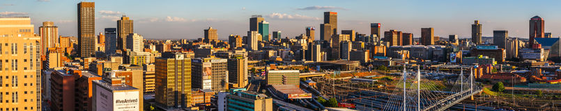 Johannesburg royalty free stock images